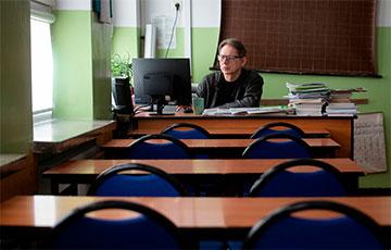 Падчас вакацый беларускія настаўнікі будуць «выседжваць гадзіны» замест карантыну
