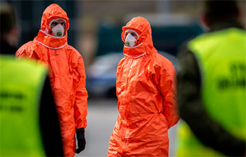 В Германии количество инфицированных коронавирусом приблизилось к 50 тысячам