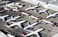 У Брытаніі праз каранавіруса аэрапорт пераабсталююць у трупярню