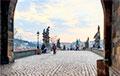 Безлюдными улицами Праги