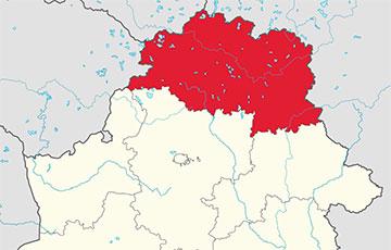 Міліцыі забаранілі выязджаць і заязджаць у Віцебскую вобласць