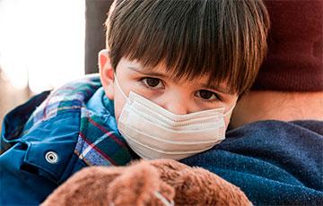 Ученые выяснили, насколько чаще дети болеют COVID-19 и какие у них симптомы