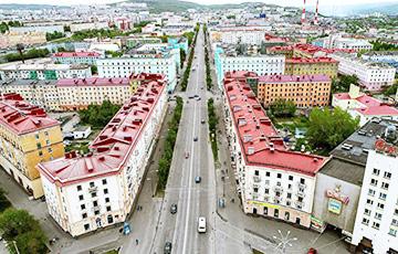 В Мурманской области РФ ввели режим всеобщей самоизоляции