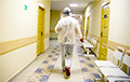 В Кореличской ЦРБ нет свободных мест из-за коронавируса