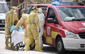 Коронавирус в Испании: почти 1000 умерших за сутки