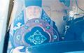 Митрополит Павел пролетел над Беларусью на самолете за $5 миллионов