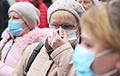 Лекары назвалі тры незвычайныя сімптомы каранавіруса