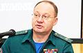 Лукашенко уволил замглавы МЧС