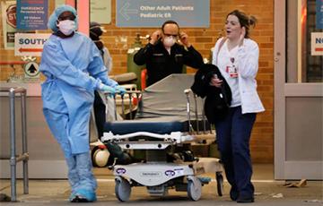 В США рекордный прирост новых случаев коронавируса: почти 40 000 за сутки