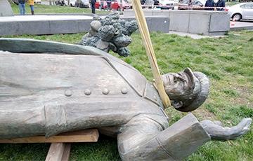 В России возбудили уголовное дело за снос в Праге памятника маршалу Коневу