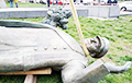 В Праге демонтирован памятник cоветскому маршалу Коневу