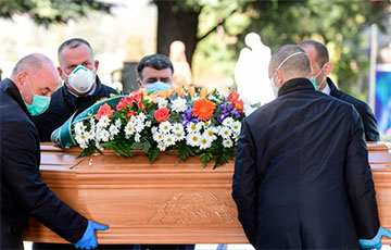 Lukashenka Hides Truth About Number Of Deaths From Coronavirus