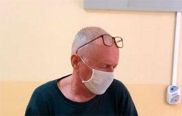 «Трапіў жа я: у палату паклалі хворага з COVID-19»