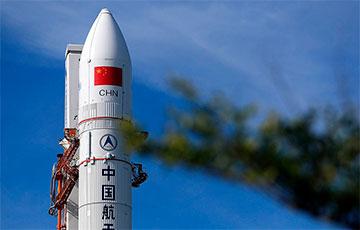 У NASA высунулі афіцыйнае абвінавачанне Кітаю праз падзенне аскепкаў касмічнай ракеты