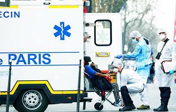 Во Франции количество смертей от коронавируса превысило 10 тысяч