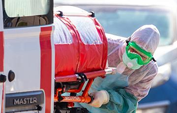 Coronavirus Raging In Homel Region: Outbreaks At Plants, Schools, Among Healthcare Workers