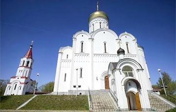 «Баста»: Каранавірусам заразіўся святар аднаго з найбуйнейшых праваслаўных храмаў Беларусі