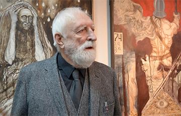 У Польшчы памёр вядомы мастак Анджэй Струміла, які называў Беларусь сваёй Бацькаўшчынай