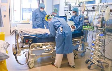 В 11-миллионной Бельгии за сутки от коронавируса умерло 283 человека
