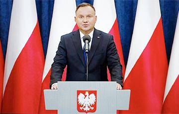 Прэзідэнт Польшчы ўшанаваў памяць ахвяр Смаленскай катастрофы
