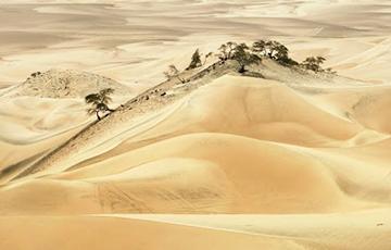 Ученые обнаружили загадочные акведуки в пустыне