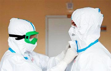 Чэхія выйшла на другое месца ў Еўропе ў тэмпах распаўсюджвання каранавірусу