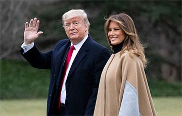 Трамп с супругой «тайно» вакцинировались от COVID-19