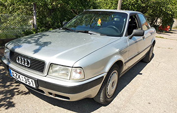 Белорус рассказал, как пригнал Audi без уплаты растаможки