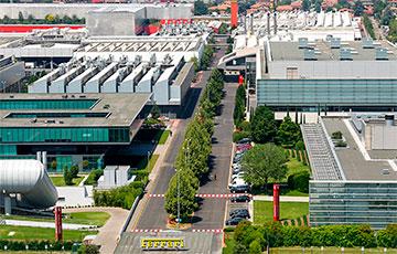Завод Ferrari пачаў выпускаць кампаненты для апаратаў ШВЛ