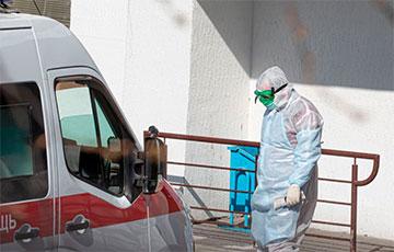 За 6 дней количество «пневмоний» в Ушачском районе увеличилось более чем на 50%