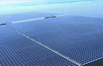 На Сейшелах построят самую большую плавучую солнечную станцию