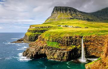 На Фарерских островах создали игру, в которой можно управлять жителями
