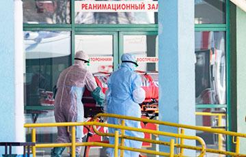 Всплеск COVID-19 в Минске: «скорые» забирают людей особенно часто