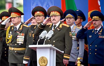 Глас народа: Если парад, то только во главе с Лукашенко и шествием «депутатов»