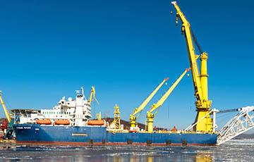 Российское судно не дошло до места строительства газопровода «Северный поток — 2»