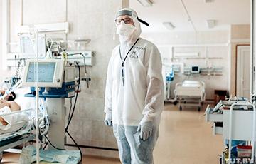 Завотделением из Витебска: Меня волнует, чтобы у нас хватило сил и кадров дожить до конца пандемии