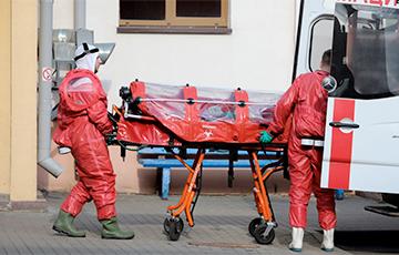 Реаниматолог из Витебска о коронавирусе: Возраст умерших необычный