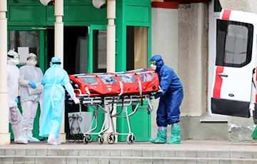 Эпідэмія Covid-19 у Пінску: медыкам забараняюць ставіць дыягназ