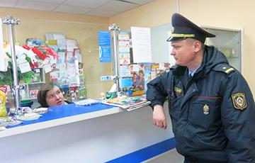 Падпалкоўнік Мікалай Казлоў: Міліцыянты на мяжы зрыву