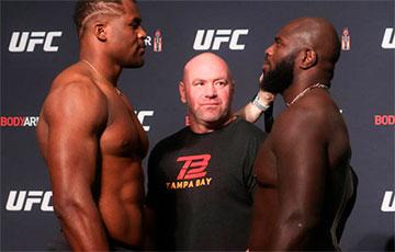 Видеофакт: Боец UFC нокаутировал соперника за 19 секунд