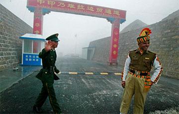 Индия и Китай договорились о мирном урегулировании на границе
