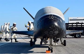 ЗША запусцяць на арбіту сакрэтны касмічны самалёт X-37B