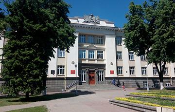 Каранавірус выяўлены ў каледжы Гомеля