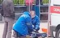 В Могилеве на остановке умер 23-летний парень