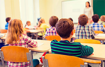 Эмоциональный разговор учителя и школьника по поводу БРСМ попал на аудио