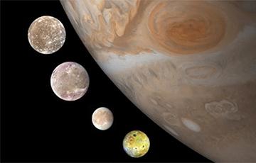 Загадка лун Юпитера: как далекие планеты помогают ее решать