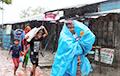 Порывы ветра до 175 км/ч и трехметровые волны: суперциклон «Ампан» обрушился на Индию и Бангладеш