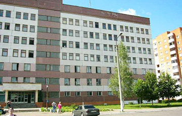 Nurse Of Barysau Central District Hospital Died Of Coronavirus