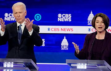 Байден попросил Клобушар пройти проверку для кандидатов в вице-президенты США