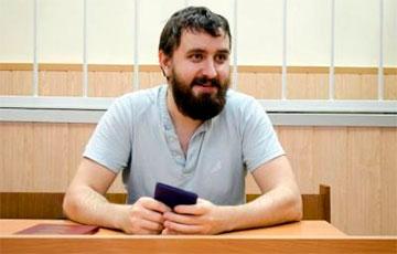 У Віцебску затрымалі актывіста Аляксея Прохарава